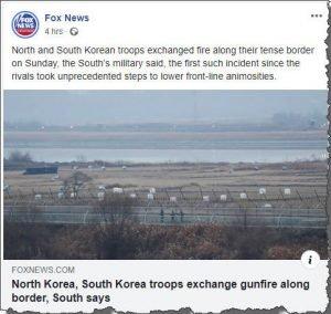 Fox News Report - North And South Korea